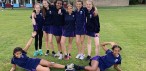 senior school girls cricket