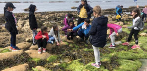 prep school outdoor education activity